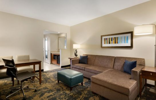 Suite Embassy Suites by Hilton Denver-Downtown-Convention Center