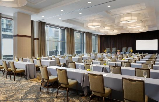 Conference room Embassy Suites by Hilton Denver-Downtown-Convention Center