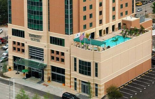 Exterior view Embassy Suites by Hilton Houston Downtown