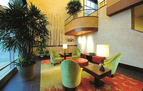 Lobby Embassy Suites by Hilton Houston Downtown