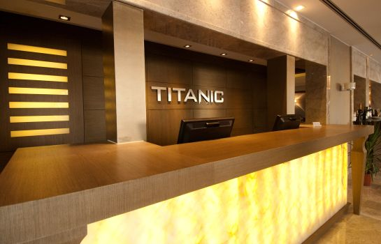 Empfang Titanic Comfort Mitte