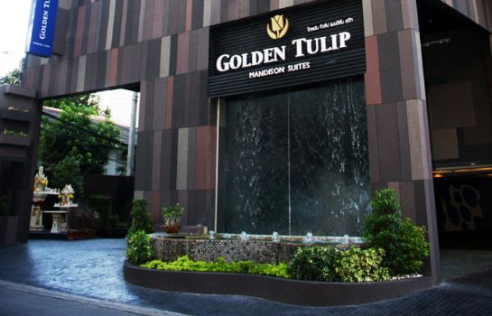 Exterior view Golden Tulip Mandison Suites