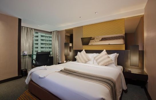 Suite Golden Tulip Mandison Suites