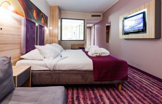 Double room (standard) Galaxy