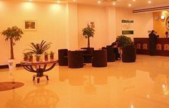 Hol hotelowy Green Tree Inn Binzhou Bus Station Domestic only