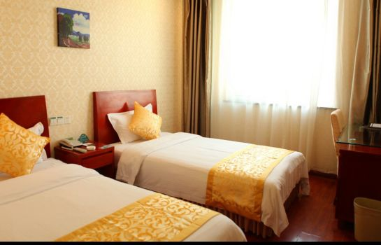 Double room (standard) Green Tree Inn Jian She Road(Domestic guest only) Domestic only