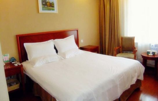Chambre individuelle (standard) Green Tree Inn Gangcheng(Domestic guest only) Domestic only