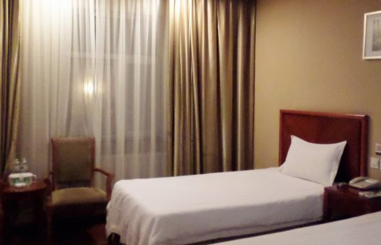 Chambre double (standard) Green Tree Inn Gangcheng(Domestic guest only) Domestic only