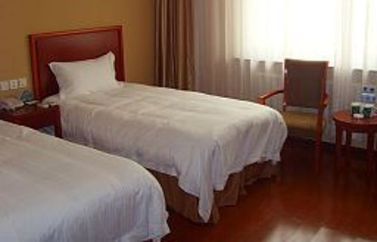 Pokój Green Tree Inn Gangcheng(Domestic guest only) Domestic only