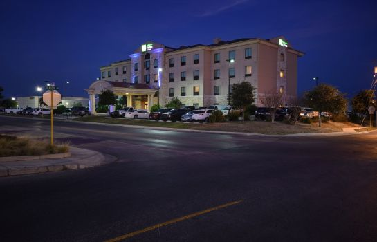 Außenansicht Holiday Inn Express & Suites DEL RIO