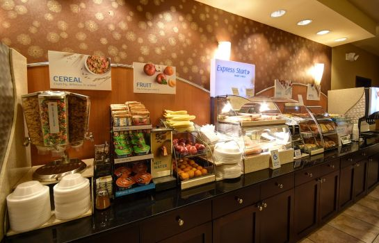 Restaurant Holiday Inn Express & Suites DEL RIO
