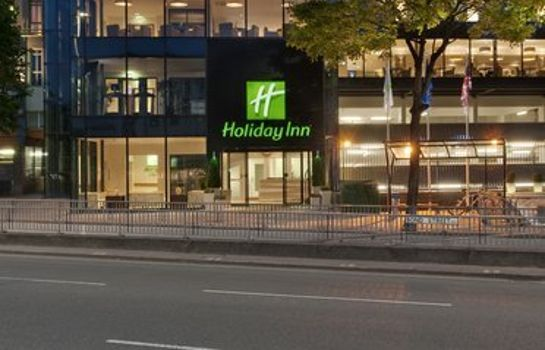 Exterior view Holiday Inn BRISTOL CITY CENTRE