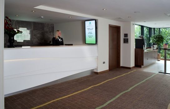 Lobby Holiday Inn BRISTOL CITY CENTRE