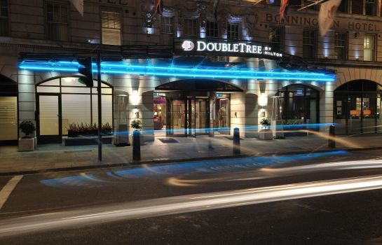 Außenansicht DoubleTree by Hilton London - West End