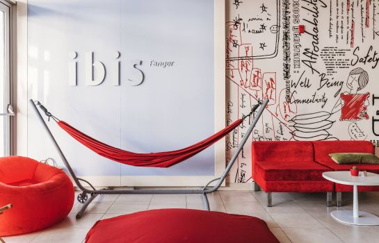 Buitenaanzicht ibis Tanger City Center