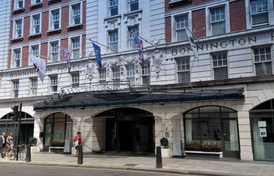 Exterior view DoubleTree by Hilton London - West End