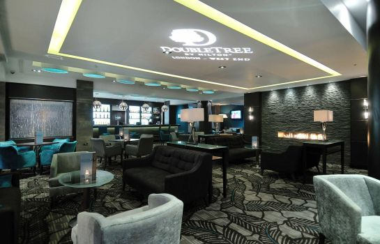 Hotel bar DoubleTree by Hilton London - West End