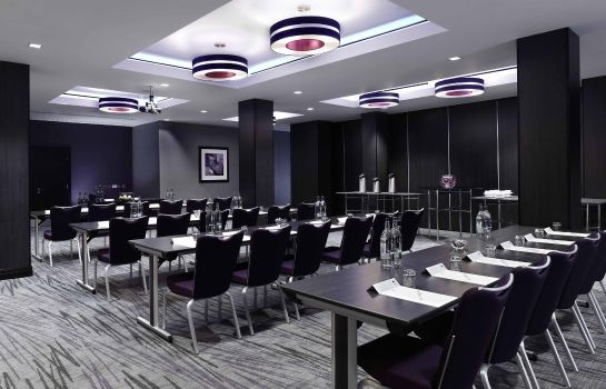 Conference room DoubleTree by Hilton London - West End