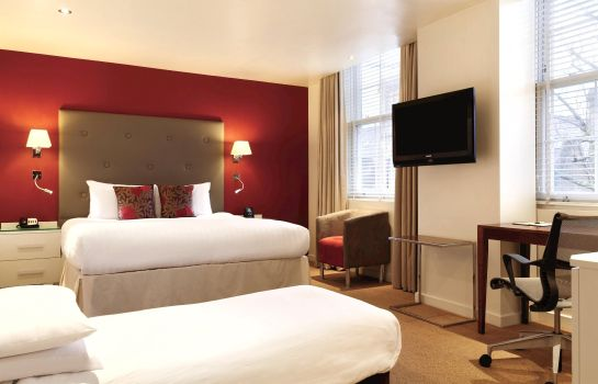 Zimmer DoubleTree by Hilton London - West End