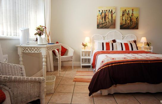 Double room (standard) Knysna Country House