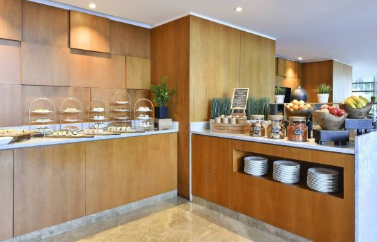 Bar hotelowy Marriott Marquis City Center Doha Hotel
