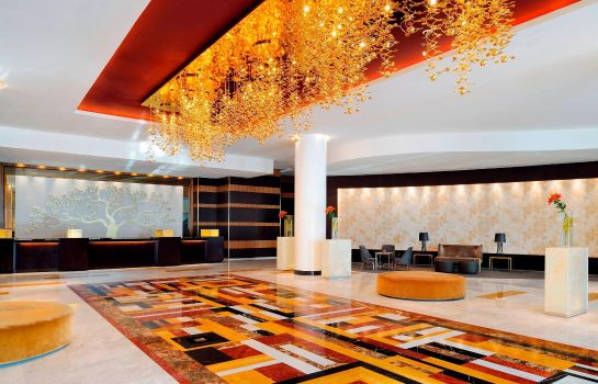 Hol hotelowy Marriott Marquis City Center Doha Hotel