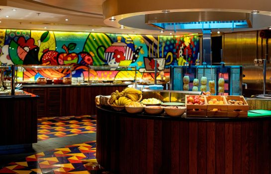Restauracja Marriott Marquis City Center Doha Hotel