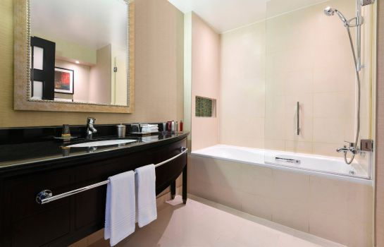 Suite Marriott Marquis City Center Doha Hotel