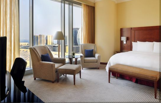 Pokój Marriott Marquis City Center Doha Hotel