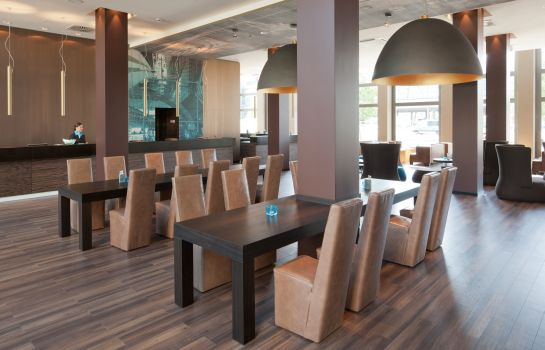 Vista all'interno Motel One Hauptbahnhof