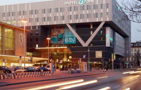Picture Motel One Westbahnhof