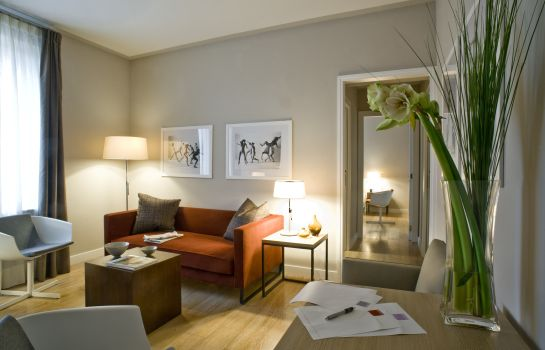 Vierbettzimmer Escalus Verona Luxury Suites
