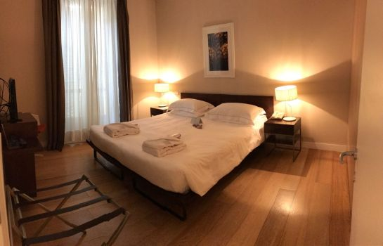 Camera a quattro letti Escalus Verona Luxury Suites