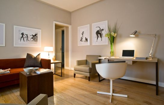 Zimmer Escalus Verona Luxury Suites