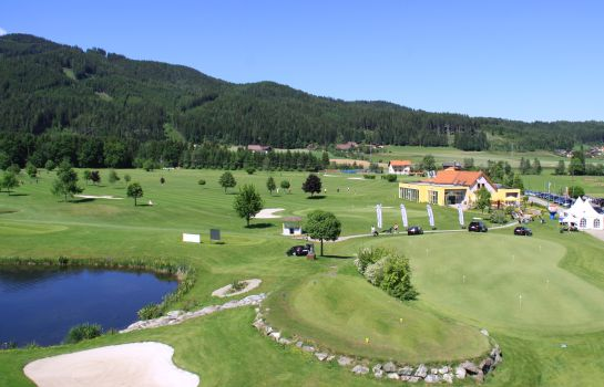 Terrain de golf Zirbenland Appartements