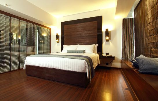 Double room (superior) Svenska Design Mumbai - Non Smoking Hotel