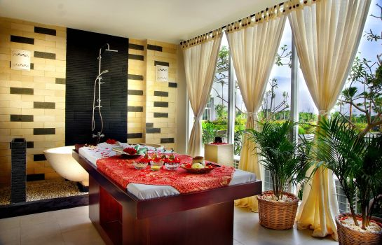 Sala massaggi Aston Bogor Hotel and Resort