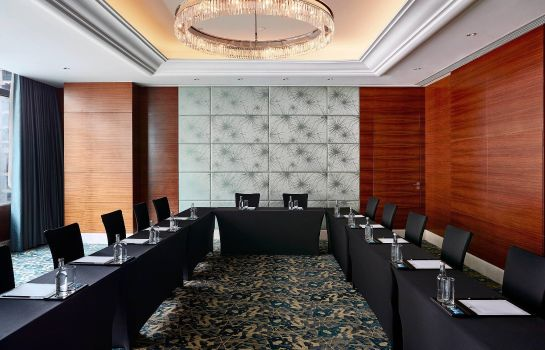 Conference room Shanghai Marriott Hotel City Centre