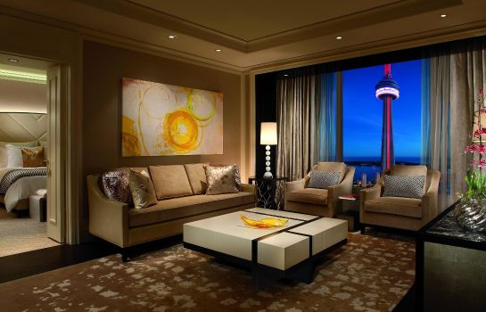 Suite The Ritz-Carlton Toronto