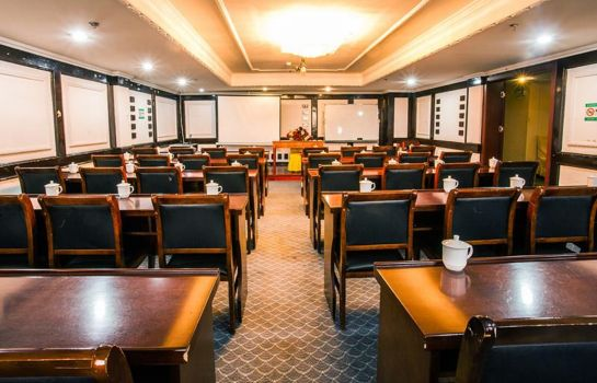 Vergaderkamer Green Tree Inn Guanqian Yangyuxiang Metro Station Business Hotel Domestic only