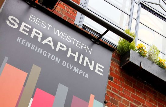Exterior view Best Western Seraphine Kensington Olympia