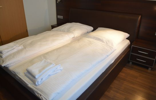 Double room (standard) B&D Hotel
