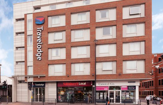 Exterior view TRAVELODGE MAIDENHEAD CENTRAL