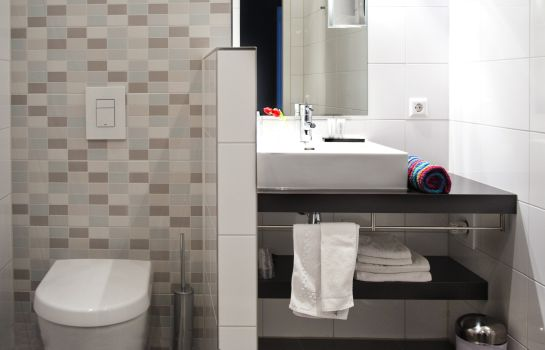 Bagno in camera Bed en Brood-Veere
