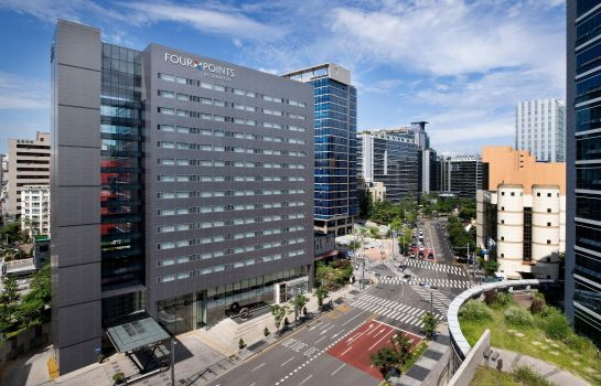 Exterior view Four Points by Sheraton Seoul Guro Four Points by Sheraton Seoul Guro