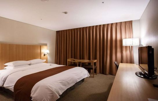 Single room (standard) Four Points by Sheraton Seoul Guro Four Points by Sheraton Seoul Guro