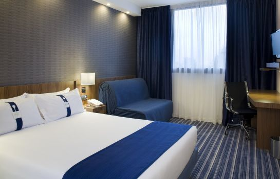 Chambre Holiday Inn Express CAMPO DE GIBRALTAR - BARRIOS