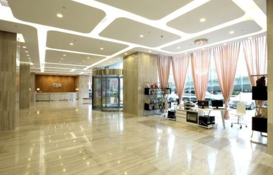 Hall Holiday Inn Express CHENGDU WUHOU