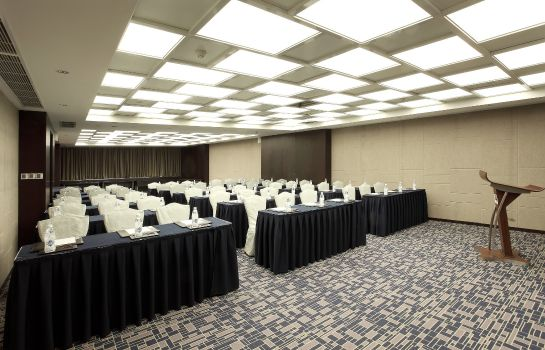 Sala congressi Holiday Inn Express CHENGDU WUHOU