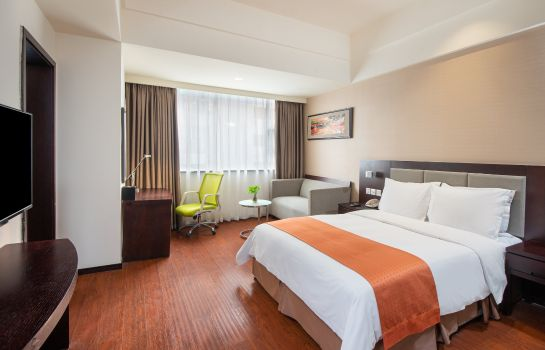 Pokój Holiday Inn Express CHENGDU WUHOU